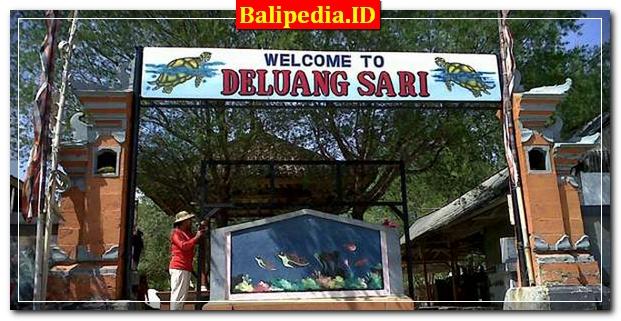Deluang sari Bali - harga tiket masuk pulau penyu bali