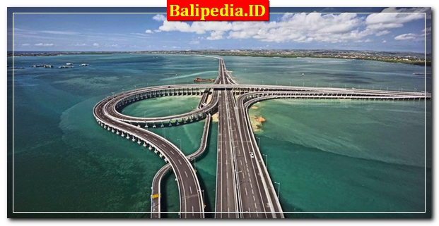 Foto Jalan Tol Bali Foto Jalan Tol Bali Mandara