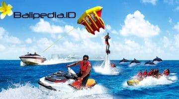 Harga Permainan di Tanjung Benoa Bali 2019