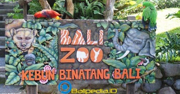Inilah Harga Tiket Masuk Bali Zoo 2020 - Kebun Binatang ...