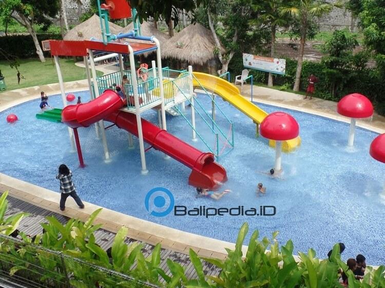Miniapolis Jungle Waterplay Bali Zoo