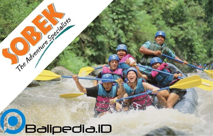 Harga Bali Sobek rafting Ayung Ubud