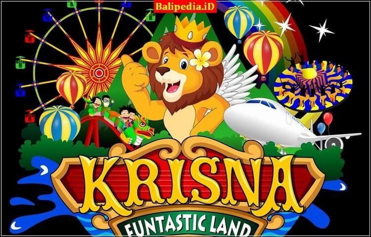Logo Krisna Funtactic Land