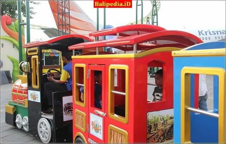 Mini Kereta Krisna Funtastic Land