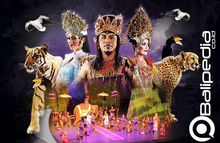 Bali Agung Show