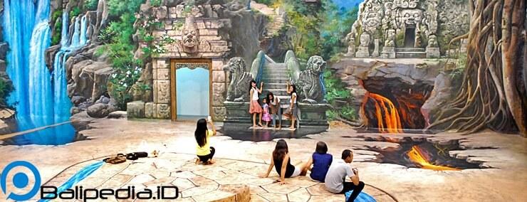 Harga Tiket Masuk DMZ Bali
