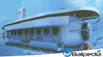 Harga Tiket Odyssey Submarine Bali (Kapal Selam)
