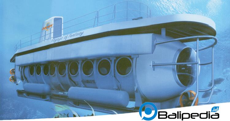 Tiket Odyssey Submarine Bali