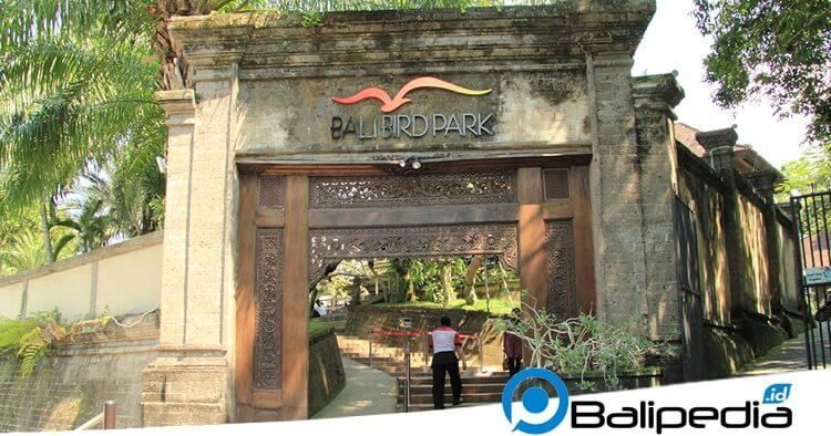 Lokasi Bali Bird Park
