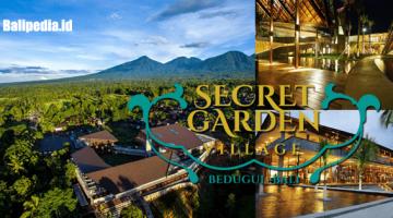 Harga Tiket Masuk Secret Garden Village Bali 2019