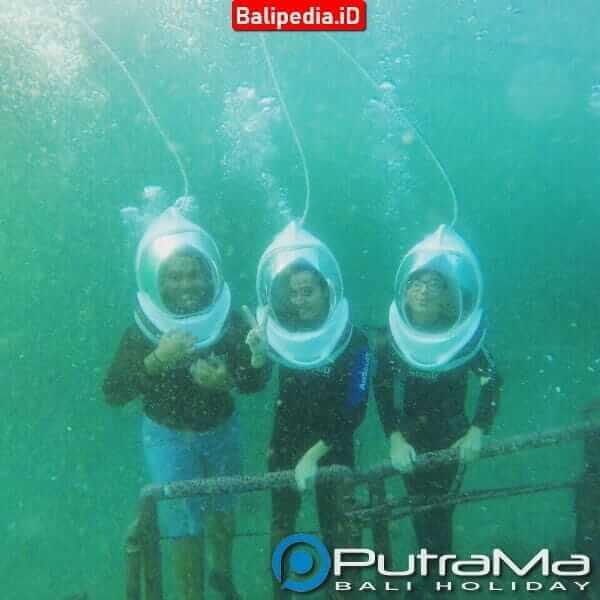 Bali Seawalker